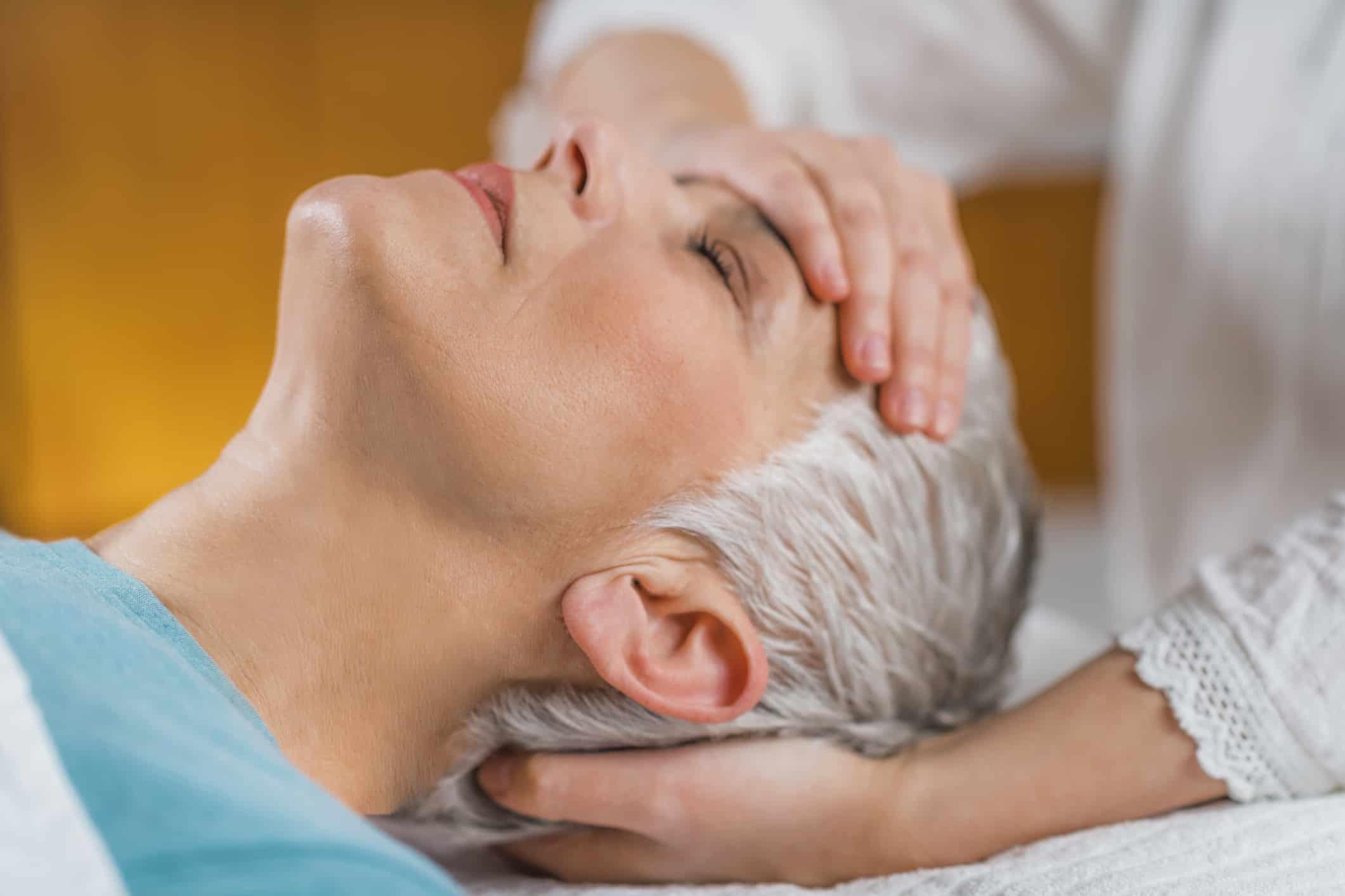 Marma therapie