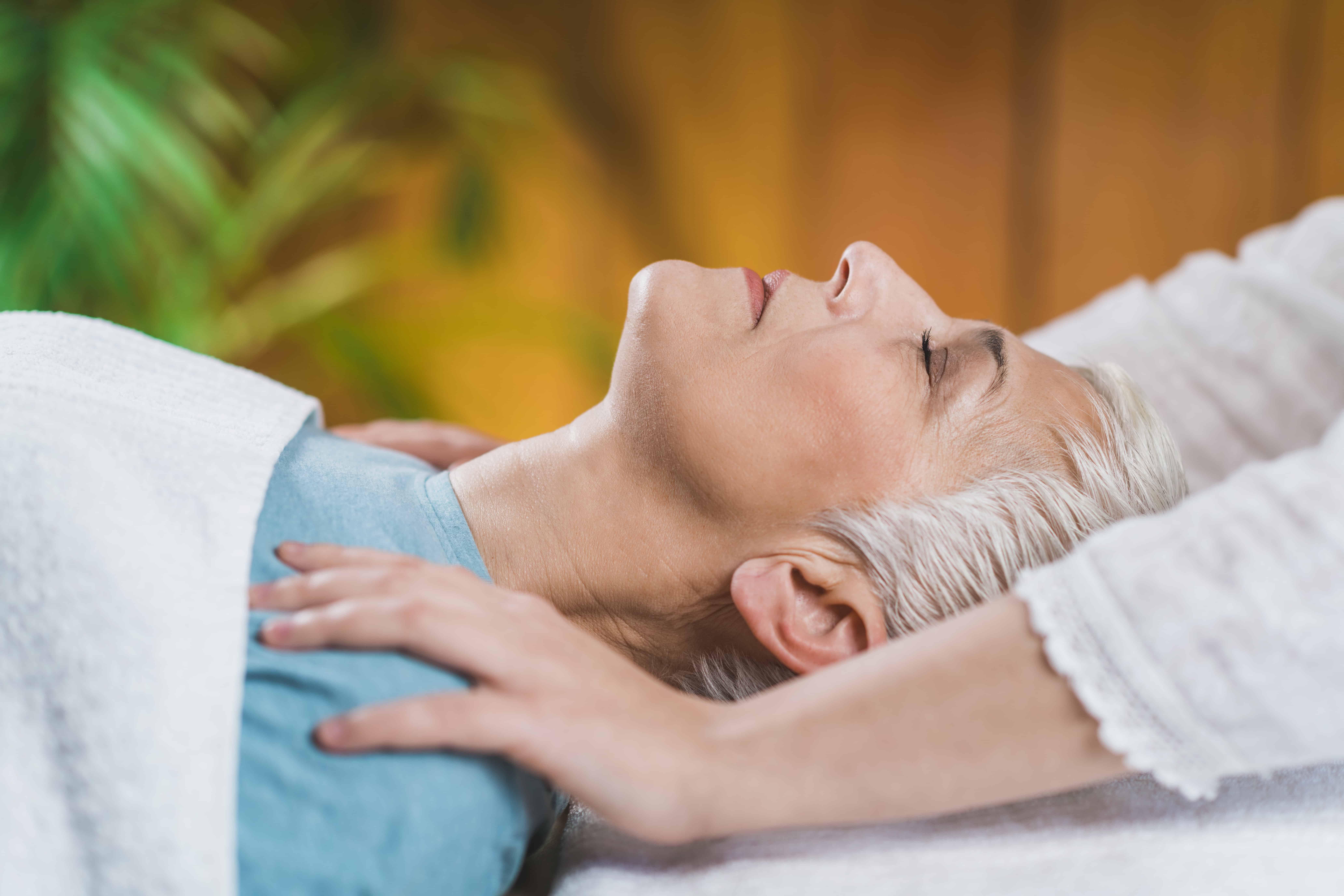 Marma therapie, balanceren energiepunten schouders